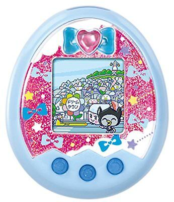 BANDAI Tamagotchi m! X (Tamagotchi mix) Deram m! X ver. Blue New from Japan F/S