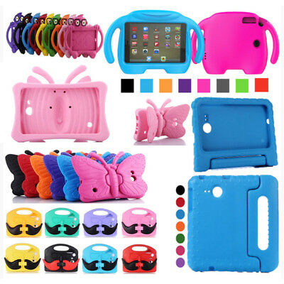 "7"" 8"" Shockproof Kids Safe Foam Case Cover for Samsung Galaxy Tab 3 4 A E Tablet"