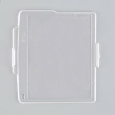 Transparent Hard Pastic LCD Screen Protector Monitor Cover BM For Nikon