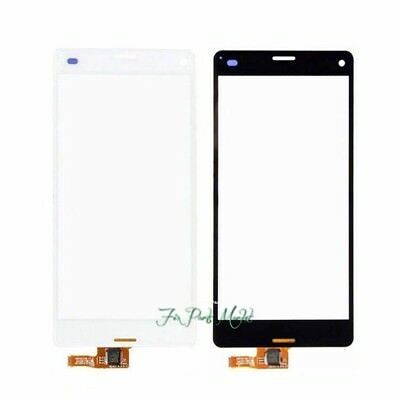 Front Glass Screen Touch Panel Digitizer for Sony Xperia Z3 Mini Compact D5803