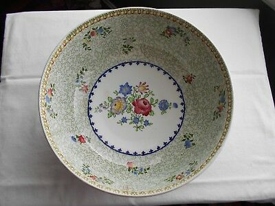 """Antique Copeland Late Spode England Punch Bowl c.1909 Pattern T771 10 1/4"""" Dia."""