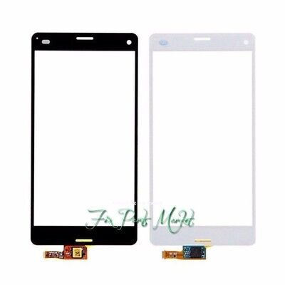 Front Glass Screen Touch Panel Digitizer for Sony Xperia Z3 D6653 D6643