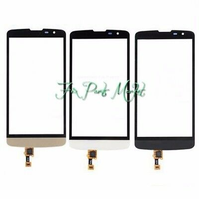 Front Glass Screen Touch Panel Digitizer For LG L Bello L80+ D331 D335 D337