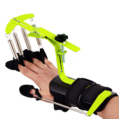 Hand Rehabilitation Training Equipment wrist finger Orthosis Tendon recovery