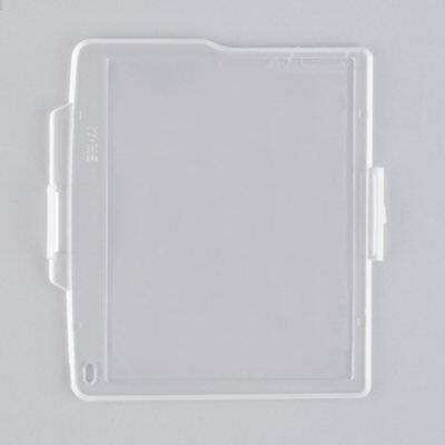 Transparent Hard Pastic LCD Screen Protector Monitor Cover BM For Nikon ZX