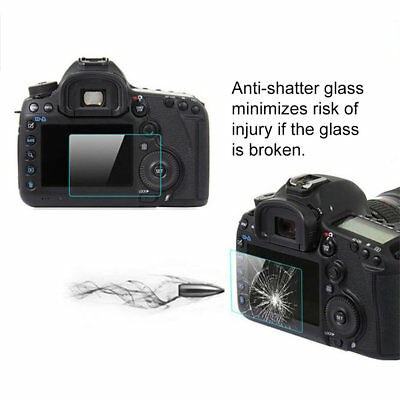 Camera Protecting Tempered Glass 0.5mm Screen Film For Nikon P600/P610S/P7800 ZX