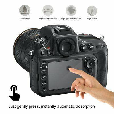 Tempered Glass Digital Camera Protect Guard Film Suitable For Nikon D5/D500 ZX