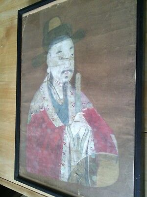 Painting  Chinese Qing Dynasty ,18 century