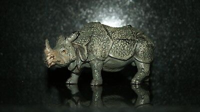 Bronze Painted Rhino