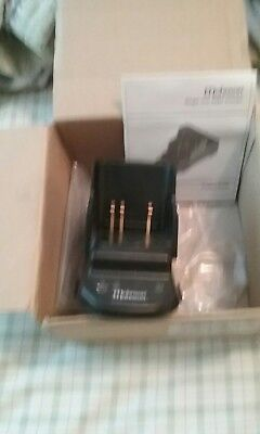 EF JOHNSON ES 5100 BATTERY CHARGER  Lot P205