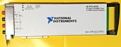 Used Digital Multimeter National Instruments NI PCI-4070 6½-Digit FlexDMM Card