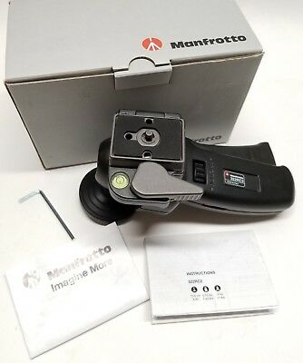 Manfrotto 322RC2 Grip Action Ball Head Joystick Head Short