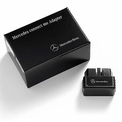 Mercedes me Adapter Nachrüstung Connect me Original Mercedes-Benz NEU