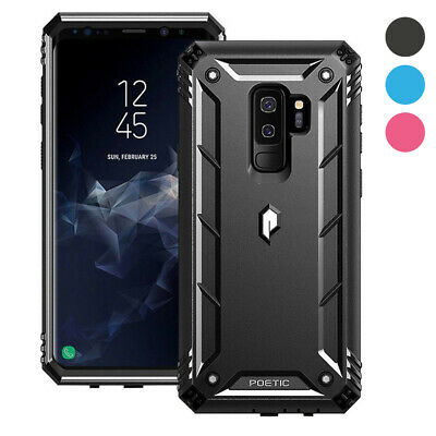 Poetic Revolution For Galaxy Note 9 / S9 / S9 Plus / Note 8 Rugged Case