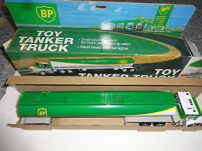 Bp Toy Tanker Truck With Sound And Light *new*