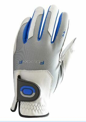 Zoom Gloves Tour Damen weiß/blau