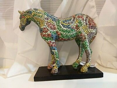 "The Trail of Painted Ponies ""Caballo Brillante"""