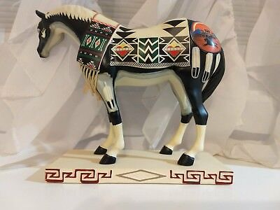 "The Trail of Painted Ponies ""Tewa Horse"""