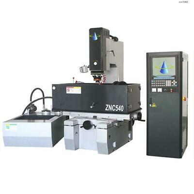 Marvelous Low Cost EDM High Performance ZNC Electric Discharge Machine ZNC540Lcn