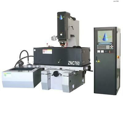 Marvelous Low Cost EDM High Performance ZNC Electric Discharge Machine ZNC760