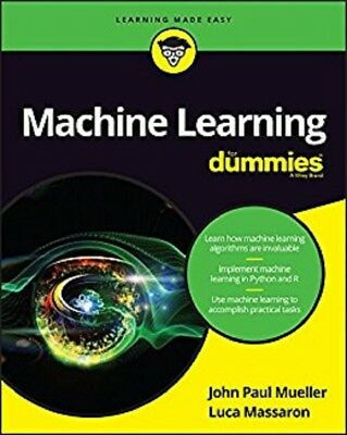 Machine Learning For Dummies 2016  Read on PC/SmartPhone/Tablet