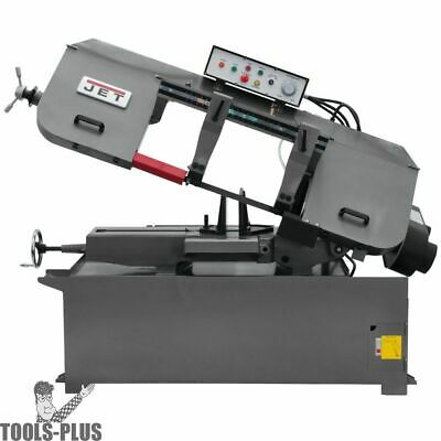 JET 414471 3HP 3PH 230/460V Semi-Auto Horizontal Band Saw New