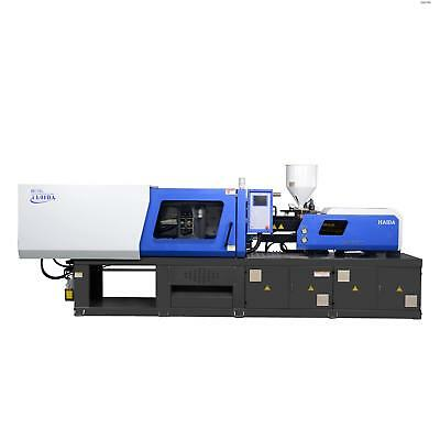 Servo Motor Plastic Injection Molding Machine with Dryer Hopper and Auto-Loader