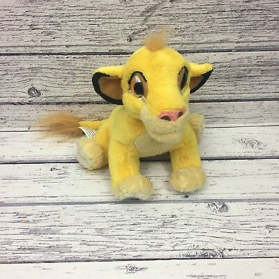 Disney The Lion King Purr And Growl Simba Electronic Soft Toy 3+ Years christmas