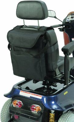 Drive DeVilbiss Healthcare Mobility Scooter Overseat Saddle Bag in Black