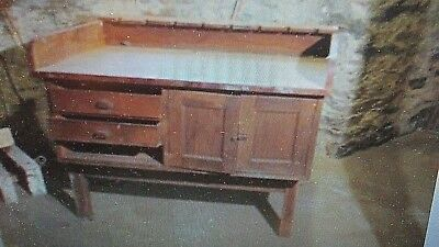 Wooden Desk Vintage,vintage desk,work bench, vintage postal desk,work table
