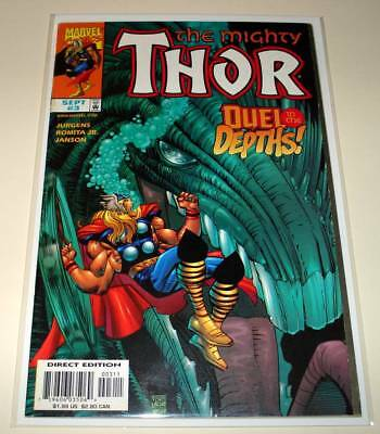 The Mighty THOR (Vol. 2) # 3 Marvel Comic (Sept 1998)   FN/VFN