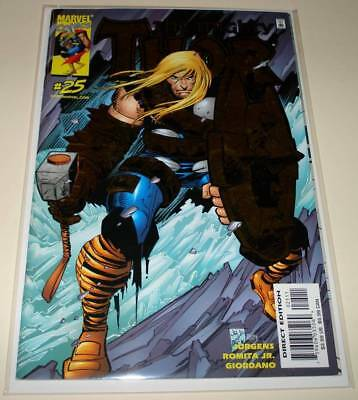 The Mighty THOR (Vol. 2) # 25 Marvel Comic (July 2000) VFN    FOIL COVER