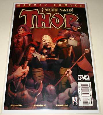 The Mighty THOR (Vol. 2) # 44 Marvel Comic (Feb 2002)  VFN