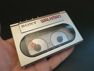 Vintage 1983 Sony WM-10 WALKMAN Portable Cassette Tape Player