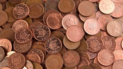 1p One Penny 1 Pence Coin UK Decimal Great British Coin Hunt Collectable