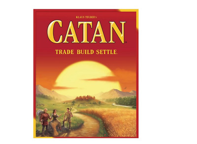 Settlers of Catan Board Game Voyage Great Deprivation Uncharted Island Fearless