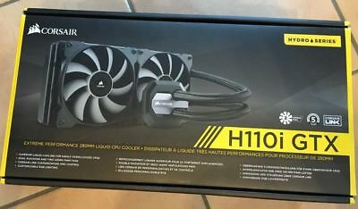 Corsair H110i GTX 280mm Wakü in OVP