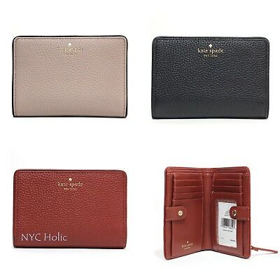 Kate Spade New York Tellie Chester Street Medium Wallet New With Tags