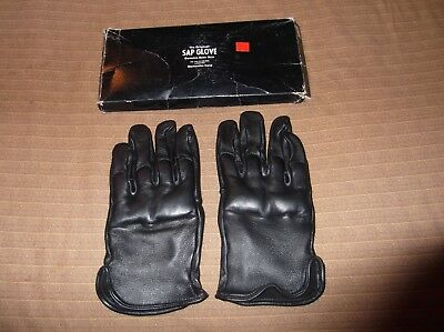 The Original SAP Gloves - Damascus Corp - Men's - Genuine Leather - OE package