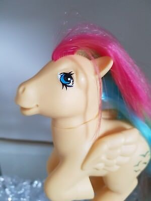My Little Pony g1 vintage Italian Skydancer made in Italy