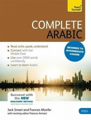 Complete Arabic Book inkl. free Online Resource Download: Teach Yourself NEU