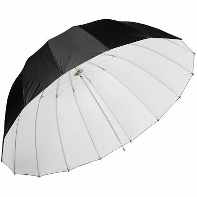 "Westcott Apollo Deep Umbrella (White, 43"")"