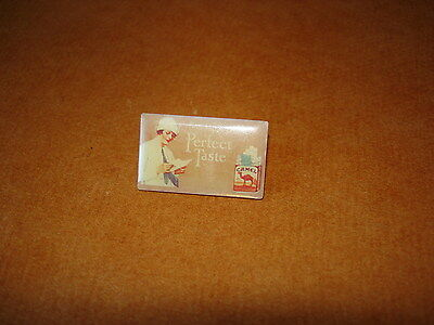 Abzeichen, Reklame, CAMEL, Perfect Taste, badge, pin