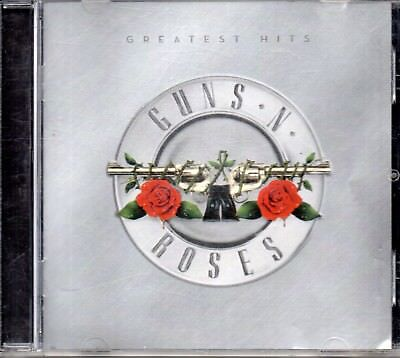 Guns N' Roses ‎– Greatest Hits CD 2004