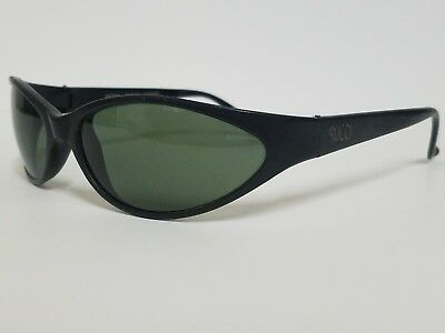 Rare Vintage BUCCI CURVE 00200 Sunglasses Made In France 90's