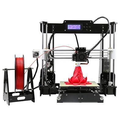 Anet A8 3D Printer DIY i3 Upgradest High Precision LCD 3D Drucker Acryl Rahmen