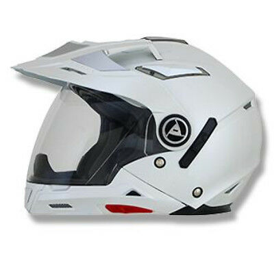 Afx Helm Helmet Fx 55 Pearl White Solid M Configurable