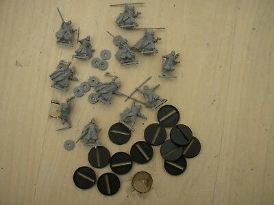 Lord of the Rings miniatures, plastic, 28mm