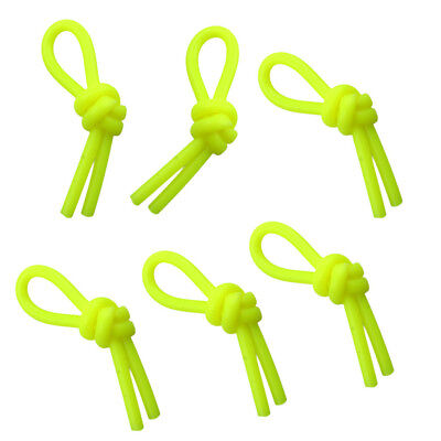 6 Pieces Shock Absorber Vibration Dampener For Sports Tennis Racquet