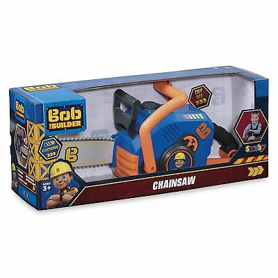 Bob The Builder Electric Chainsaw Kids Toy By Smoby